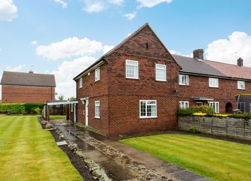 Thumbnail 3 bed end terrace house for sale in Authitts Cottages, Shipton, York