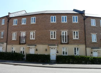 Thumbnail 3 bed town house to rent in Fleming Way, St. Leonards, Exeter