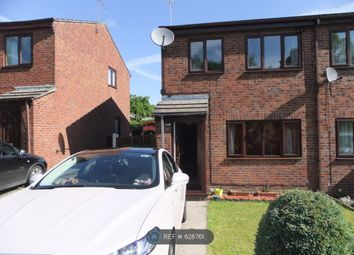 Thumbnail 3 bed semi-detached house to rent in Verdin Avenue, Northwich