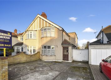 Thumbnail 2 bed semi-detached house for sale in Valentine Avenue, Bexley, Kent