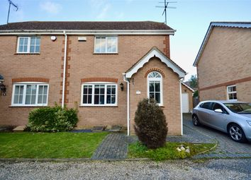 Thumbnail 2 bed semi-detached house to rent in Bulrush Close, Braintree