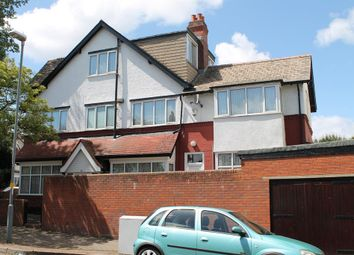 Thumbnail 6 bed end terrace house for sale in Lansdowne Road, Handsworth, Birmingham