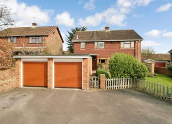 Thumbnail 4 bed detached house for sale in Chestnut Rise, Droxford, Hampshire