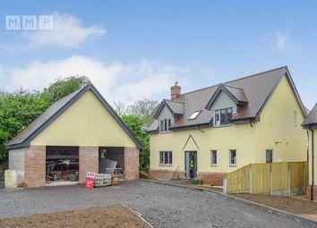 Thumbnail 4 bed detached house for sale in Downton View, Leintwardine, Adforton, Craven Arms