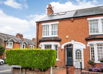 Thumbnail 4 bed end terrace house for sale in Kingsley Road, Pinner, Middlesex