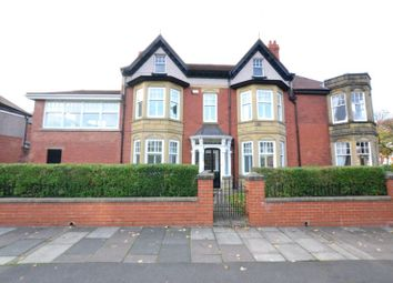 Thumbnail 5 bed terraced house for sale in Moor Crescent, Gosforth, Newcastle Upon Tyne