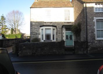 Thumbnail 2 bed end terrace house to rent in St. Thomas Street, Wells