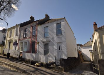Thumbnail 4 bedroom terraced house to rent in Trelawney Road, Falmouth