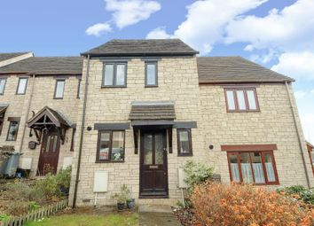 Thumbnail 2 bed terraced house to rent in Insall Road, Chipping Norton