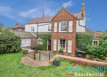 Thumbnail 5 bedroom link-detached house for sale in Walcott Road, Bacton, Norwich