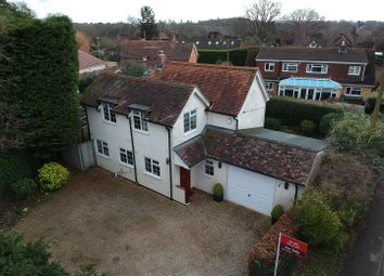 Thumbnail 3 bed cottage for sale in Pamber Heath Road, Pamber Heath, Tadley