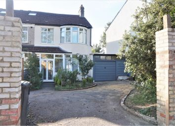 Thumbnail 4 bed end terrace house for sale in Sunny Bank, South Norwood