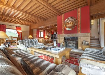Thumbnail 8 bed chalet for sale in Megeve, Megeve, France