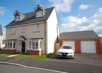 Thumbnail 5 bed detached house for sale in Castle Hedingham, Castle Mead, Trowbridge