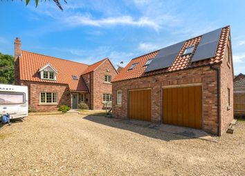 Thumbnail 4 bed detached house for sale in Station Road, Morton, Bourne