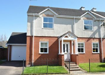 Thumbnail 3 bed detached house for sale in Subway Approach, Willand, Cullompton