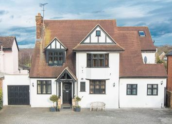 Thumbnail 6 bed detached house for sale in Green Lane, Bury Road, London