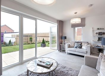 "Thumbnail 4 bedroom detached house for sale in ""The Rosebury"" at Stopes Road, Stannington, Sheffield"