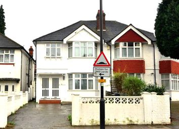 Thumbnail 2 bed maisonette to rent in Leigham Court Road, Streatham Hill
