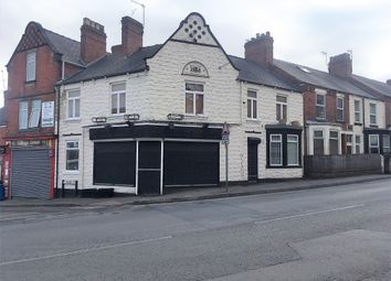 Thumbnail Retail premises for sale in Sheffield Road, Stonegravels, Chesterfield