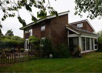 Thumbnail 4 bed detached house for sale in St. Mary In The Marsh, Romney Marsh