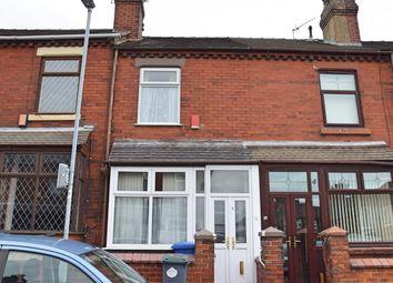 2 bed terraced house for sale in Wade Street, Burslem, Stoke-On-Trent ST6