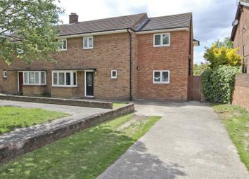 Thumbnail 4 bed semi-detached house for sale in Blackthorn Avenue, West Drayton
