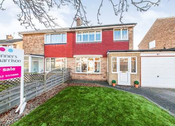 Thumbnail 3 bed semi-detached house for sale in Westerton Road, Billingham