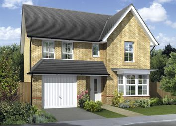 "Thumbnail 4 bed detached house for sale in ""Heathfield"" at St. Johns View, St. Athan, Barry"