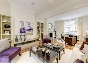 Thumbnail 7 bed terraced house to rent in Sheffield Terrace, Kensington, London