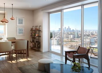 Thumbnail 3 bed flat for sale in West Tower, Glasshouse Gardens, Westfield Avenue, London