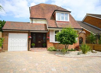 Thumbnail 3 bed detached house for sale in Cliff Drive, Canford Cliffs, Poole