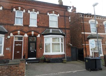 Thumbnail 5 bedroom semi-detached house for sale in Summerfield Crescent, Edgbaston
