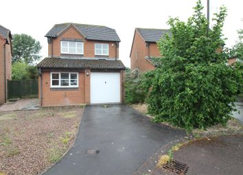 Thumbnail 3 bed detached house to rent in Blenheim Drive, Newent