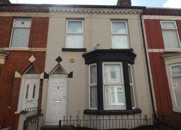 2 bed terraced house for sale in Broadbelt Street, Liverpool, Merseyside L4