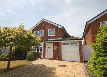 Thumbnail 4 bed detached house for sale in Farm Close, Churchtown, Southport