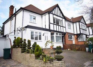 Thumbnail 4 bed detached house for sale in Rundell Crescent, London