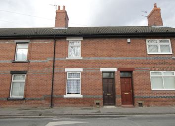 Thumbnail 2 bed terraced house for sale in Irvin Terrace, Castleford