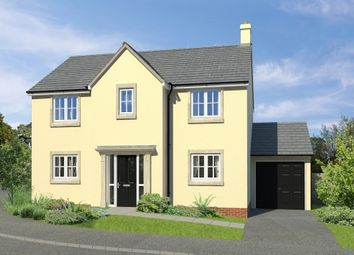 Thumbnail 4 bed detached house for sale in The Buckingham, Station Road, South Molton, Devon