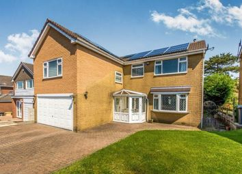 Thumbnail 5 bed detached house for sale in Crossford Drive, Ladybridge, Bolton, Greater Manchester