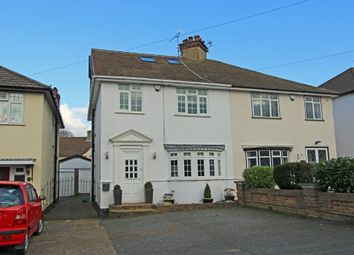 Thumbnail 4 bed semi-detached house for sale in Salisbury Road, Banstead