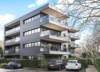 Thumbnail 2 bed flat for sale in Halcyon Close, London