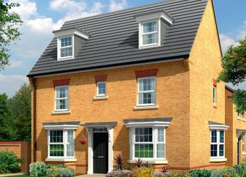Thumbnail 4 bed detached house for sale in Plot 125, The Hertford, Gilbert's Lea, Birmingham Road, Bromsgrove