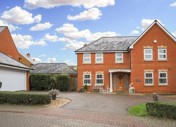 Thumbnail 5 bed detached house for sale in Cae Canol, Penarth