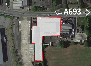 Thumbnail Industrial for sale in Chester Road, Stanley, Co. Durham