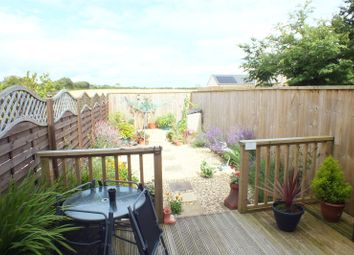 Thumbnail 2 bed terraced house for sale in Howells Close, Monkton, Pembroke