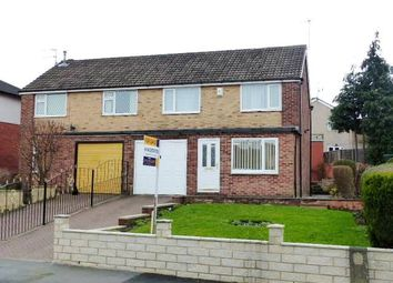 Thumbnail 3 bed semi-detached house for sale in Wood Lane, Bramley, Leeds