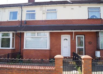 Thumbnail 3 bed terraced house to rent in Langworthy Road, Salford