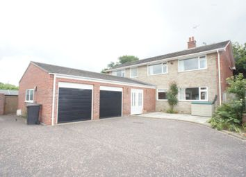 Thumbnail 5 bedroom detached house for sale in Fern Avenue, Lowestoft