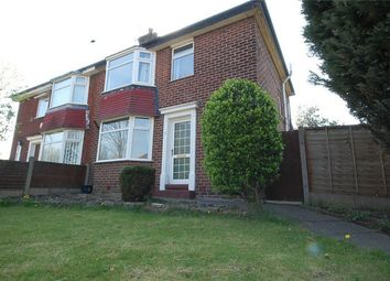 Thumbnail 3 bed semi-detached house to rent in 1 Tellson Crescent, Irlam's O'the Height, Salford, Greater Manchester